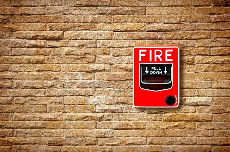 Blickpunkt Brandschutz